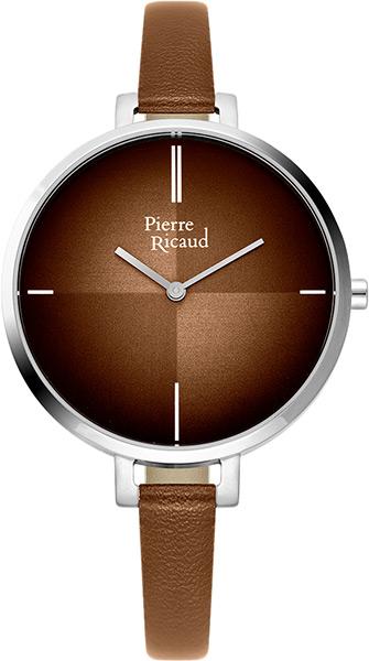 Женские часы Pierre Ricaud P22040.5B1GQ exclaim серебряное колье цепочка с подвесками