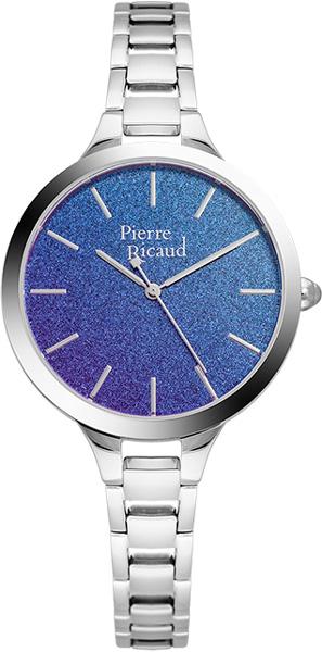 цена Женские часы Pierre Ricaud P22047.5115Q онлайн в 2017 году