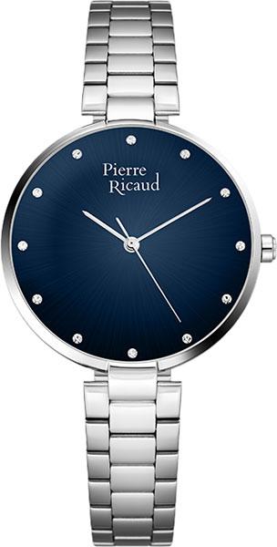 Женские часы Pierre Ricaud P22057.5145Q мужские часы pierre ricaud p91082 b114q