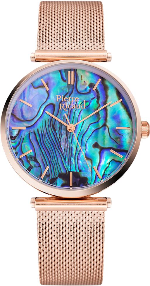 Женские часы в коллекции Bracelet Женские часы Pierre Ricaud P22096.911AQ фото