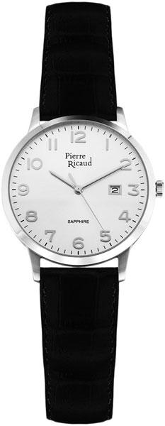Женские часы Pierre Ricaud P51022.5223Q мужские часы pierre ricaud p91082 b114q