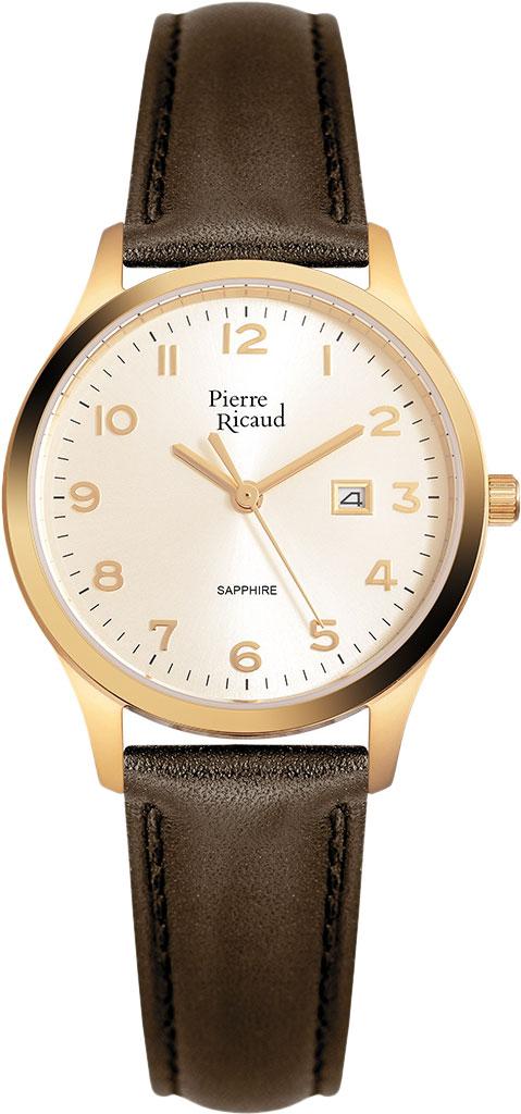 Женские часы Pierre Ricaud P51028.1B21Q женские часы pierre ricaud p22084 5153q