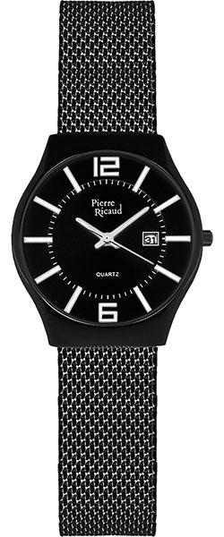 Женские часы Pierre Ricaud P51060.B114Q мужские часы pierre ricaud p91082 b114q