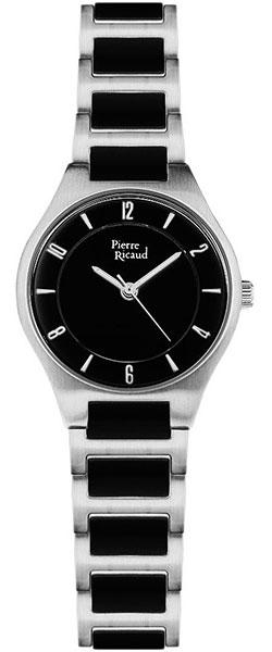 Женские часы Pierre Ricaud P51064.E154Q mutoh pf motor for vj 1204 vj 1304 vj 1604 vj 1604w rj 900c rj 901c df 49020