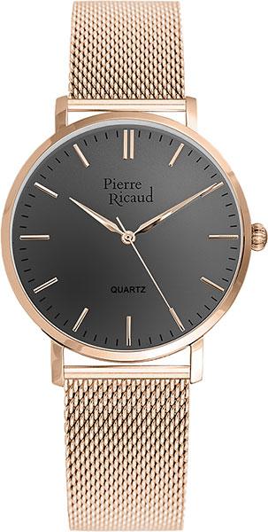 купить Женские часы Pierre Ricaud P51082.9117Q по цене 5700 рублей