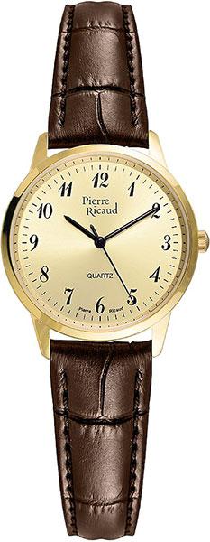где купить Женские часы Pierre Ricaud P51090.1221Q по лучшей цене