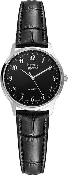 Женские часы Pierre Ricaud P51090.5224Q мужские часы pierre ricaud p91082 b114q