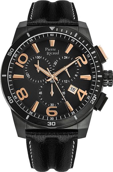 Мужские часы Pierre Ricaud P97224.R2R4QF Мужские часы Adriatica A1113.R213Q