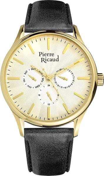 Мужские часы Pierre Ricaud P60020.1211QF