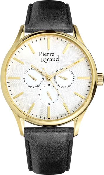 Мужские часы Pierre Ricaud P60020.1213QF