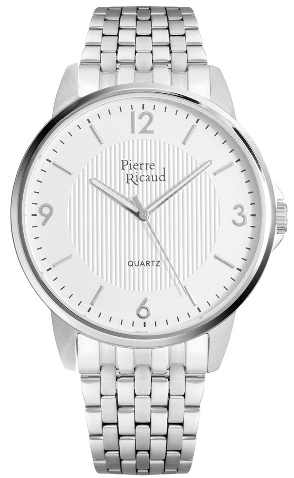 цена Мужские часы Pierre Ricaud P60035.5153Q онлайн в 2017 году