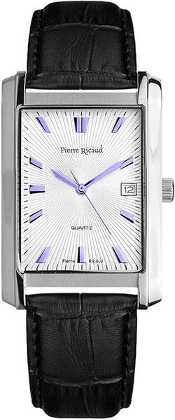 где купить Мужские часы Pierre Ricaud P91007.52B3Q по лучшей цене