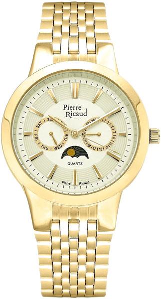 Мужские часы Pierre Ricaud P91016.1111QF