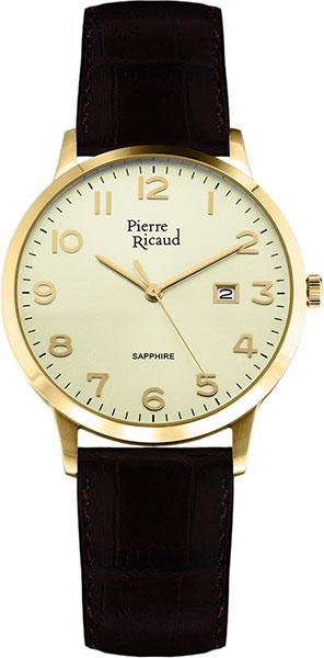 Мужские часы Pierre Ricaud P91022.1221Q