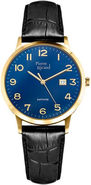 Мужские часы Pierre Ricaud P91022.1225Q