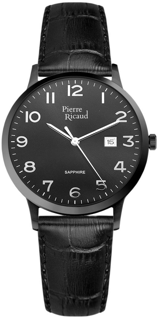 Мужские часы Pierre Ricaud P91022.B224Q все цены