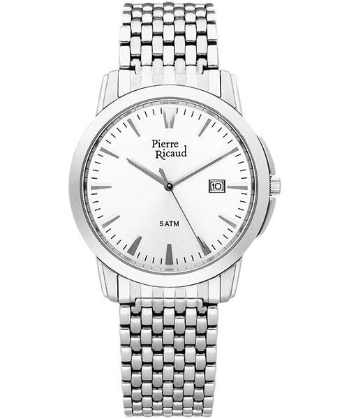 Мужские часы Pierre Ricaud P97217.K2R4QF Женские часы Skagen 812SSLB1
