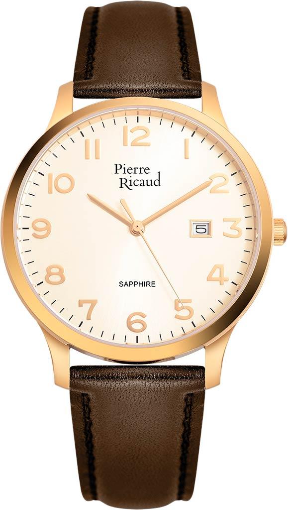 Мужские часы Pierre Ricaud P91028.1B21Q все цены