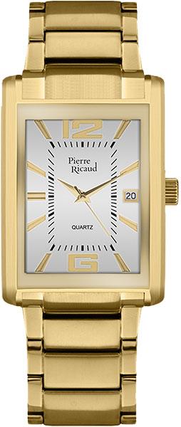 Мужские часы Pierre Ricaud P91058.1153Q мужские часы pierre ricaud p91082 b114q