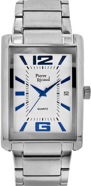Мужские часы Pierre Ricaud P91058.51B3Q мужские часы pierre ricaud p91007 52b3q