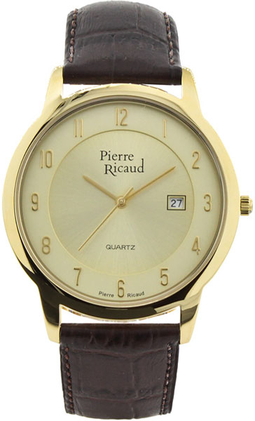 Мужские часы Pierre Ricaud P91059.1221Q