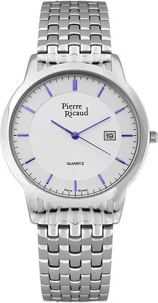 Мужские часы Pierre Ricaud P91059.51B3Q все цены
