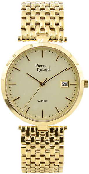 Мужские часы Pierre Ricaud P91065.1111Q