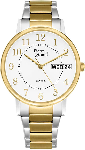 Мужские часы Pierre Ricaud P91067.2123Q