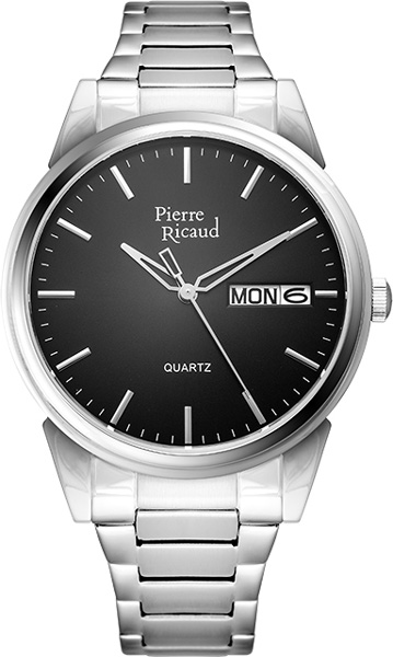 Мужские часы Pierre Ricaud P91067.5114Q мужские часы pierre ricaud p91082 b114q