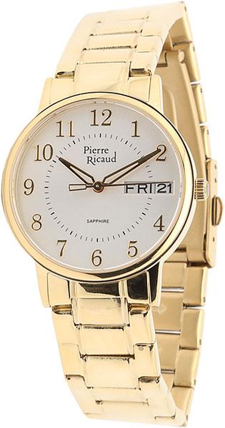 Мужские часы Pierre Ricaud P91068.1123Q 10pcs 5x10x4mm metal sealed shielded deep groove ball bearing mr105zz