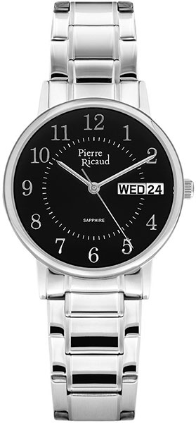 Мужские часы Pierre Ricaud P91068.5124Q мужские часы pierre ricaud p91082 b114q