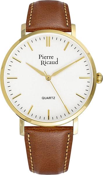 Мужские часы Pierre Ricaud P91074.1213Q мужские часы pierre ricaud p91082 b114q