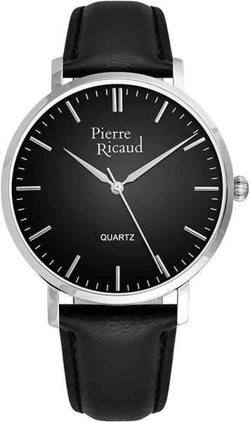 Мужские часы Pierre Ricaud P91074.5214Q мужские часы pierre ricaud p91082 b114q