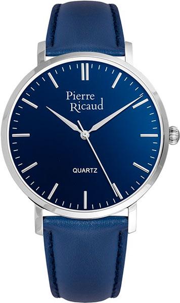 Мужские часы Pierre Ricaud P91074.5415Q мужские часы pierre ricaud p91082 b114q