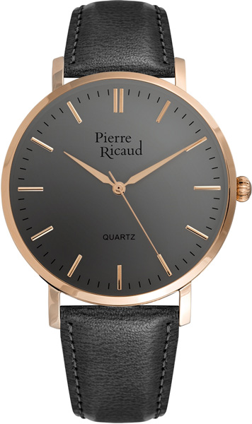 Мужские часы Pierre Ricaud P91074.9217Q цена и фото