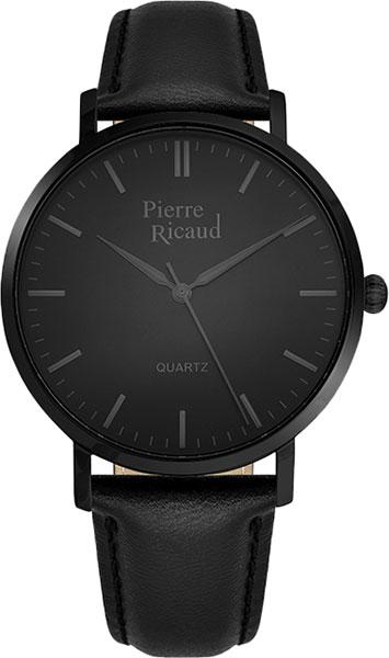 Мужские часы Pierre Ricaud P91074.B214Q мужские часы pierre ricaud p91082 b114q