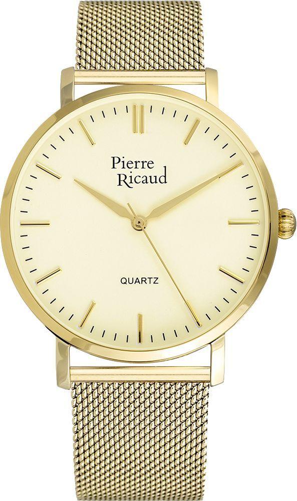 где купить Мужские часы Pierre Ricaud P91082.1111Q по лучшей цене