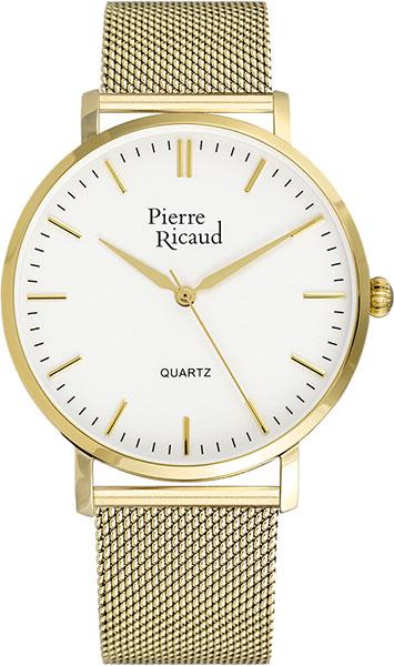 где купить Мужские часы Pierre Ricaud P91082.1113Q по лучшей цене