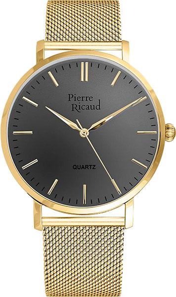 где купить Мужские часы Pierre Ricaud P91082.1117Q по лучшей цене