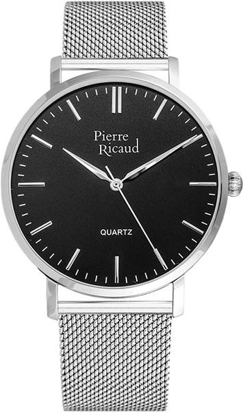 где купить Мужские часы Pierre Ricaud P91082.5114Q по лучшей цене
