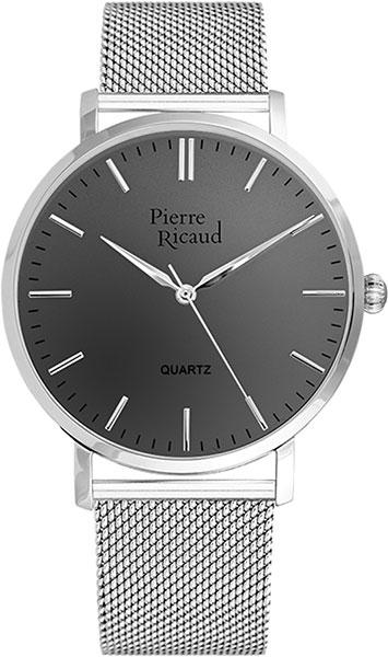 Мужские часы Pierre Ricaud P91082.5117Q мужские часы pierre ricaud p97247 5155q