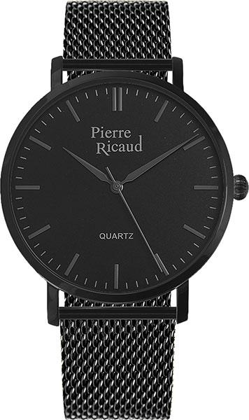 где купить Мужские часы Pierre Ricaud P91082.B114Q по лучшей цене