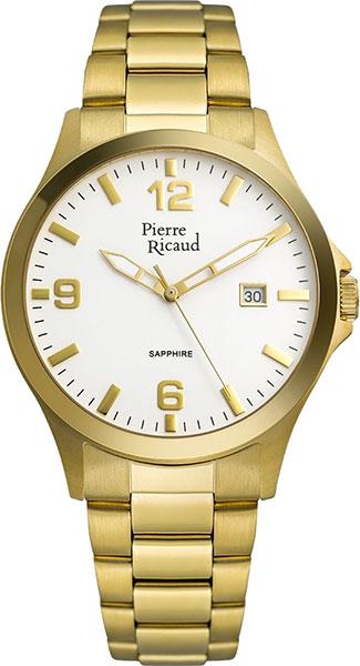 Мужские часы Pierre Ricaud P91085.1153Q