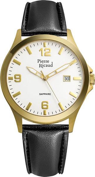Мужские часы Pierre Ricaud P91085.1253Q мужские часы pierre ricaud p91082 b114q