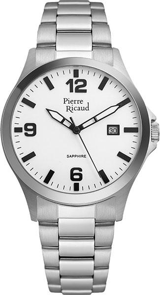Мужские часы Pierre Ricaud P91085.5153Q цена