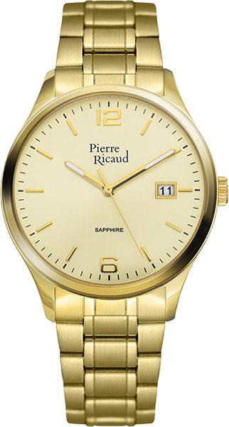 Мужские часы Pierre Ricaud P91086.1151Q мужские часы pierre ricaud p91082 5114q