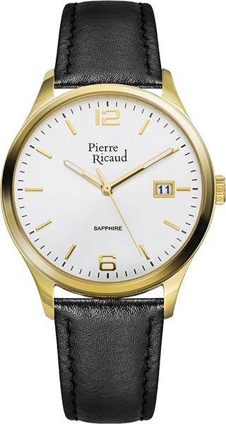 Мужские часы Pierre Ricaud P91086.1253Q мужские часы pierre ricaud p91082 b114q