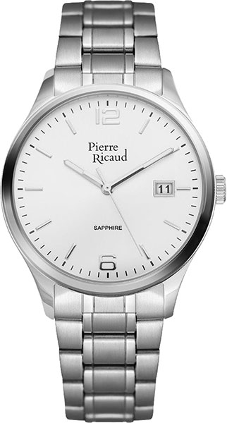 Мужские часы Pierre Ricaud P91086.5153Q мужские часы pierre ricaud p91082 b114q
