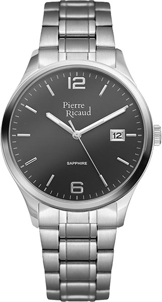 Мужские часы Pierre Ricaud P91086.5156Q мужские часы pierre ricaud p91082 b114q