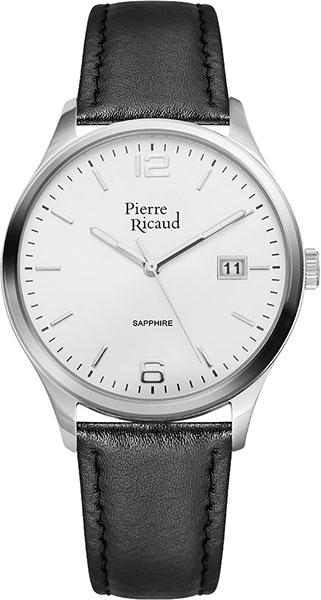 Фото - Мужские часы Pierre Ricaud P91086.5253Q бензиновая виброплита калибр бвп 13 5500в